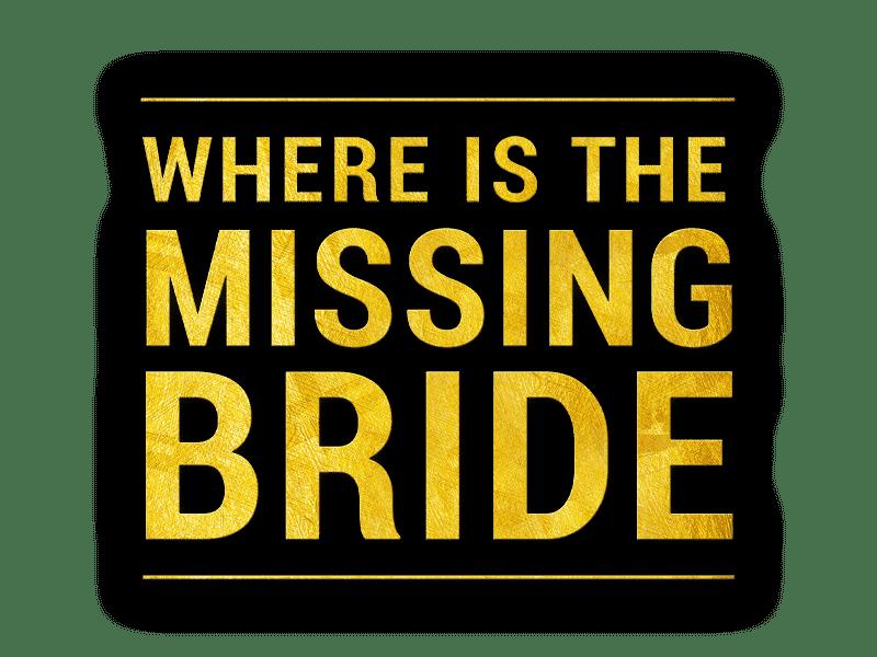 missing bride logo en