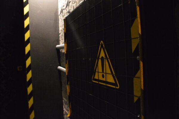 Escape Room kluis