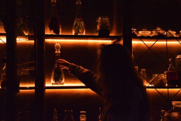 Escape Room midnight magic