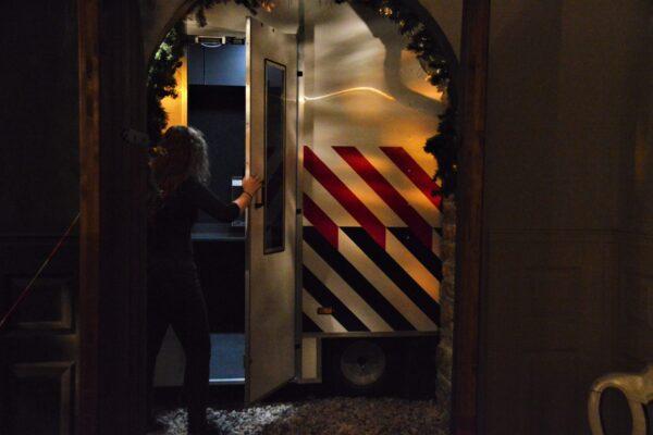 Escape Room politie