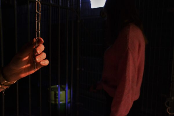 Escape room gevangenis